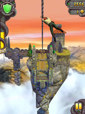 Temple Run 2 iOS Screenshots