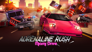 Adrenaline Rush Miami Drive iOS Screenshots