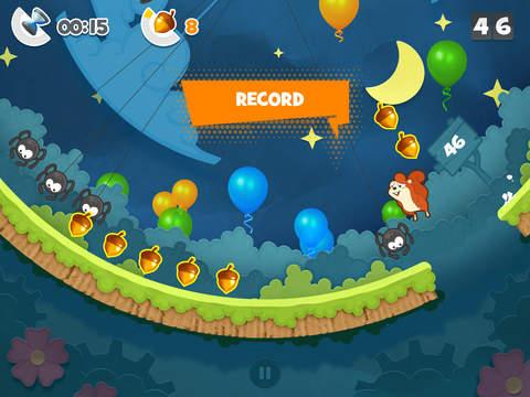 Hammy Go Round iOS