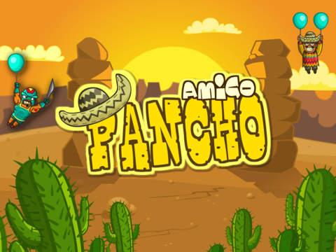 Amigo Pancho iPad