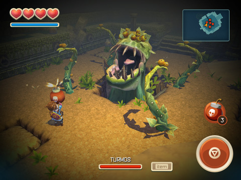 Screenshot 5 Oceanhorn ™