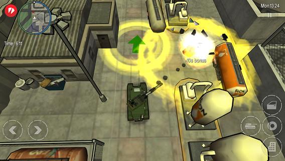 Screenshot 2 Grand Theft Auto: Chinatown Wars HD