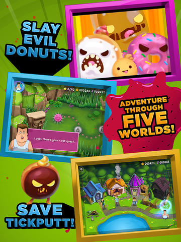 Food Battle: The Game iPhone iPad