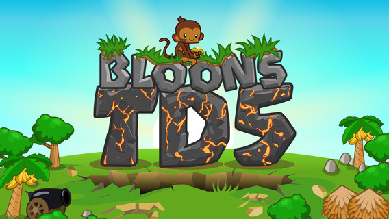 Screenshot 1 Bloons TD 5