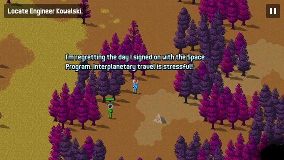 Space Age: A Cosmic Adventure iPhone iPad