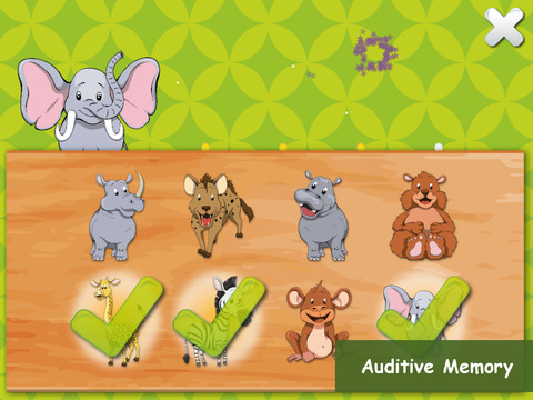 Screenshot - Memory Games for Cleverkiddos