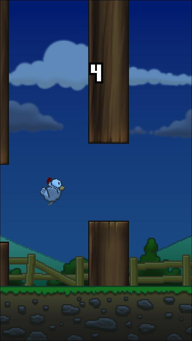 Screenshot 4 Tappy Chicken