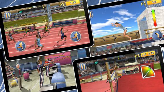 Athletics 2: Summer Sports iPhone iPad