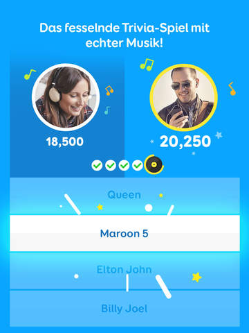 SongPop 2 iPhone