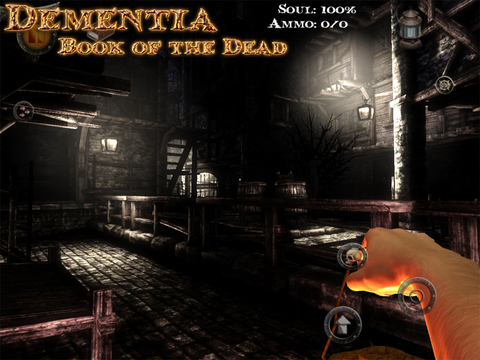 Dementia: Book of the Dead iPad