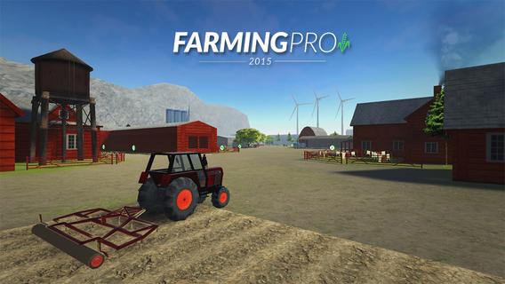 Screenshot 1 Farming PRO 2015