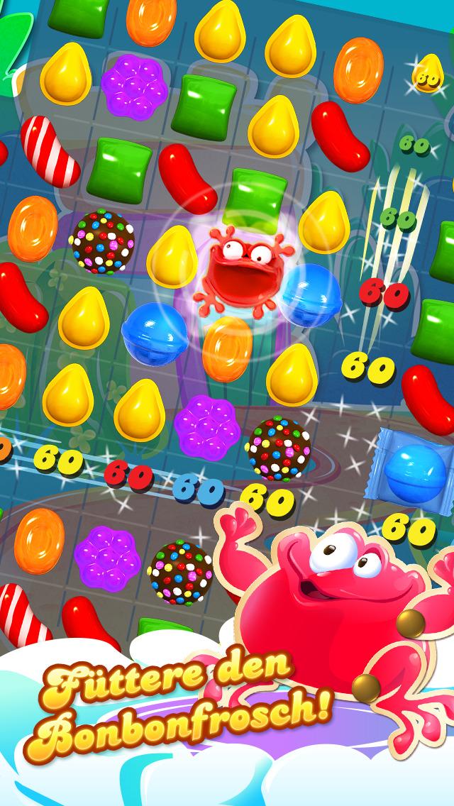 Screenshot 3 Candy Crush Saga