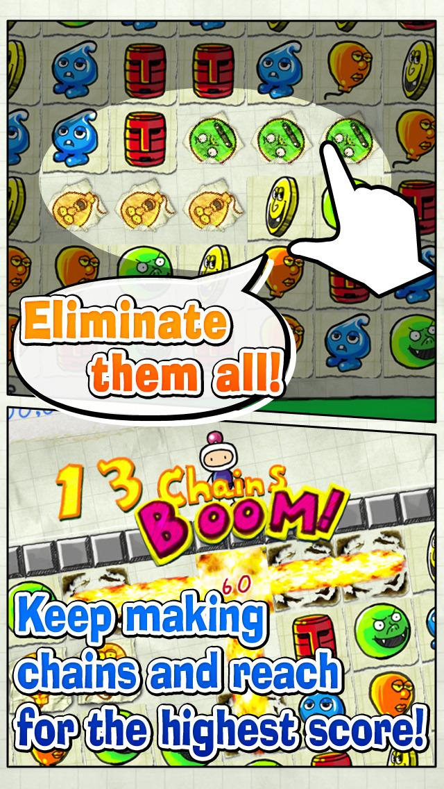 Screenshot 3 Bomberman Chains