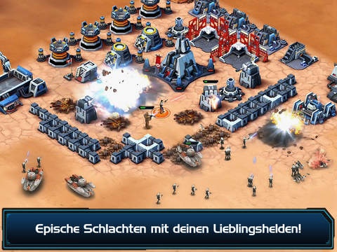 Sstar Wars: Commander iPhone iPad