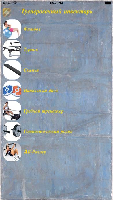 download Эффективные Упражнения для Идеального Пресса apps 2