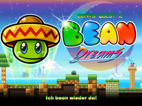 Bean Dreams iOS Screenshots