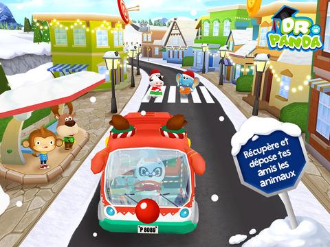Le Bus de Dr. Panda : Noël iPad