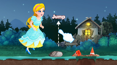 download Princess Tales: Cinderella Running Adventure apps 2