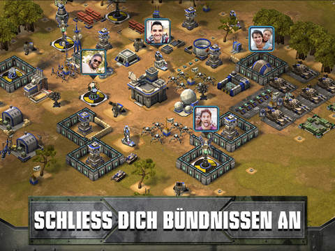 Empires & Allies iPhone iPad