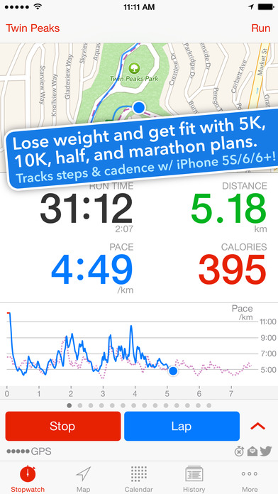 5K Runmeter - Running for Weight Loss - Couch to Run Training - App ...