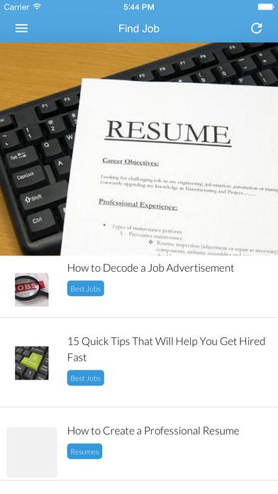 download Find Job - Career Planning apps 0