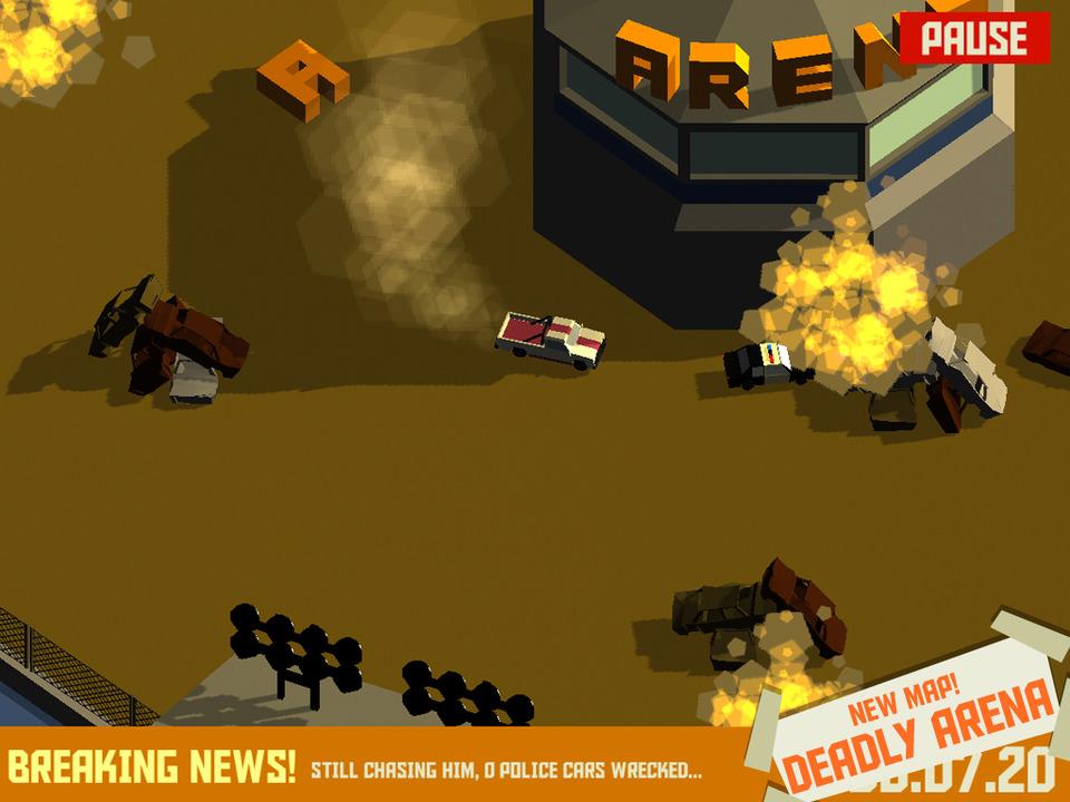 Pako - Car Chase Simulator  Bild