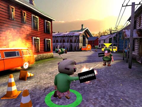 Gangster Granny Screenshot