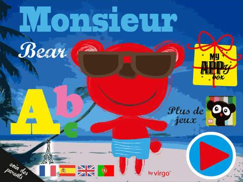 L'ABC de Monsieur Bear - Premium Version iPad