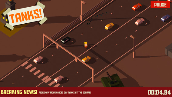 Screenshot 5 Pako - Car Chase Simulator