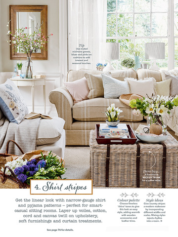 Country Homes Interiors Magazine Modern Country Style