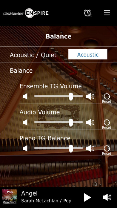 ENSPIRE Controller Screenshot