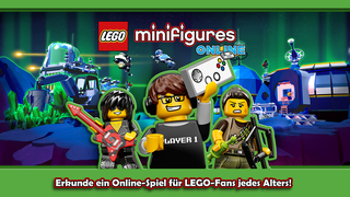 LEGO® Minifigures Online iOS Screenshots