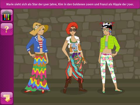 Die drei !!! – Tatort Modenschau iOS