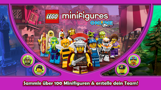 LEGO® Minifigures Online  Bild 2