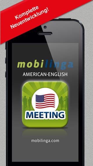 Meetings erfolgreich auf US-Englisch durchführe...