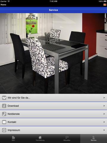 SBV für iPad - Spar- und Bauverein Leichlingen eG