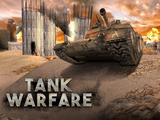 Tank Battle: Army Warfare 3D Full - Join the war battle in armored tank! Screenshots