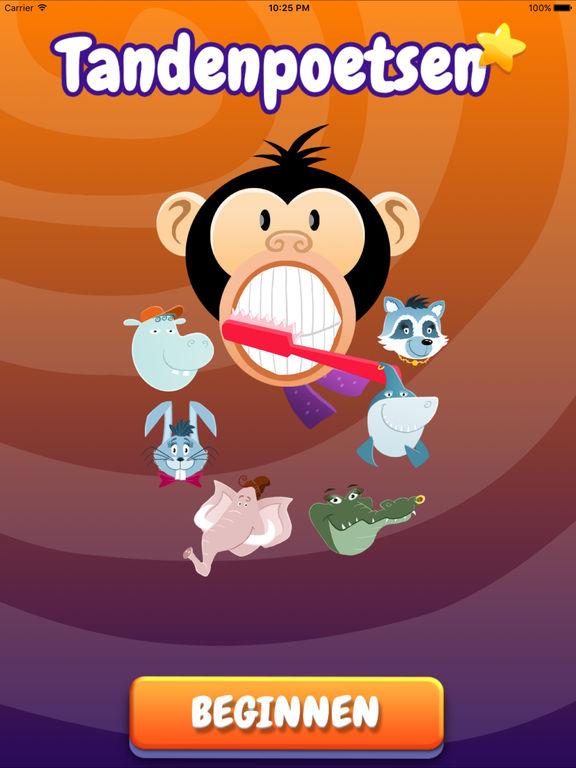 Tandenpoetsen app voor iphone ipad en ipod touch for Badkamer ontwerpen app ipad