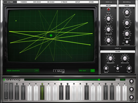 Animoog Screenshots