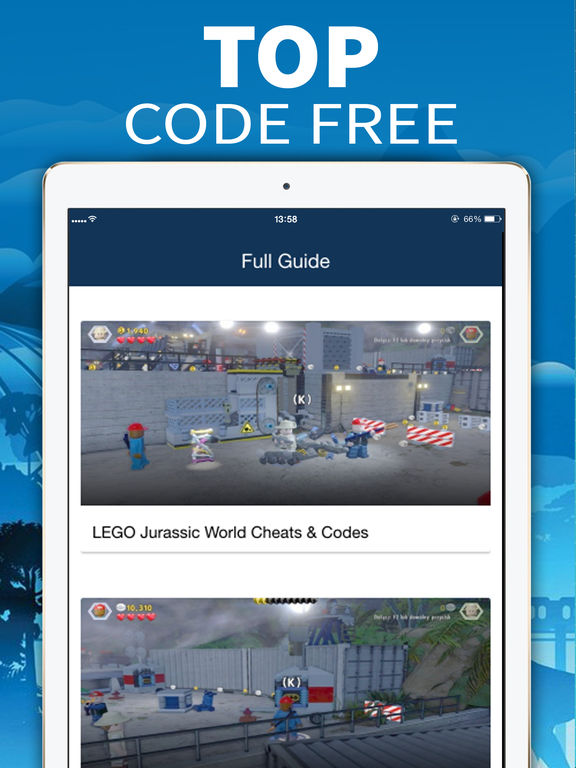 lego jurassic world free download mac