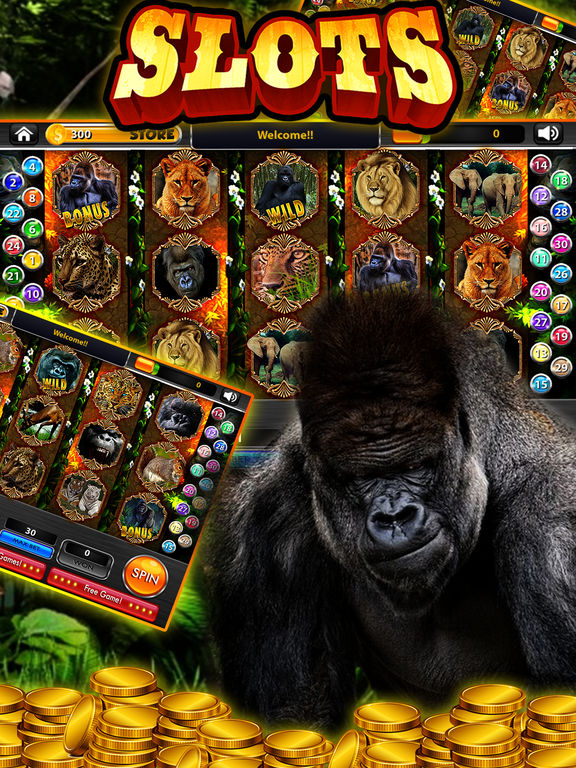 Slot machine spel mini