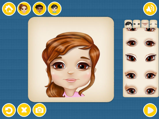 Emotion KIT. Teaching to understand emotions Screenshots