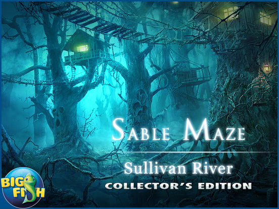 Sable maze sullivan river hd a mystery hidden object for Big fish games inc
