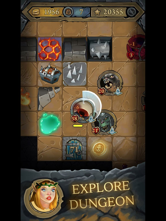 HeadlessD iOS Screenshots