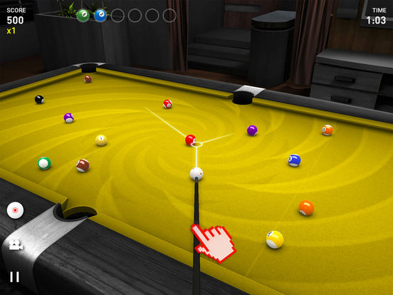Real Pool 3D Plus Screenshots