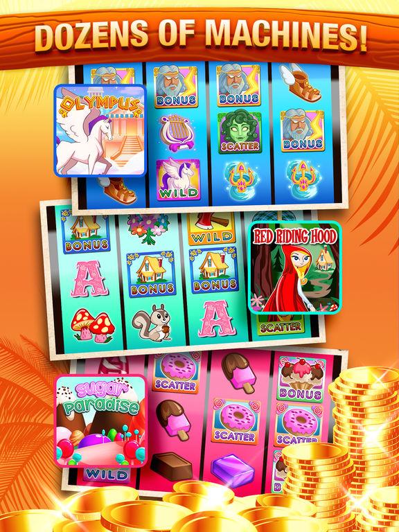 slot machine app free