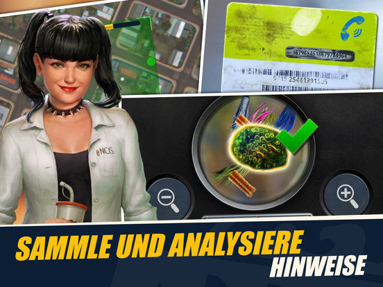 NCIS: Hidden Crimes für iOS