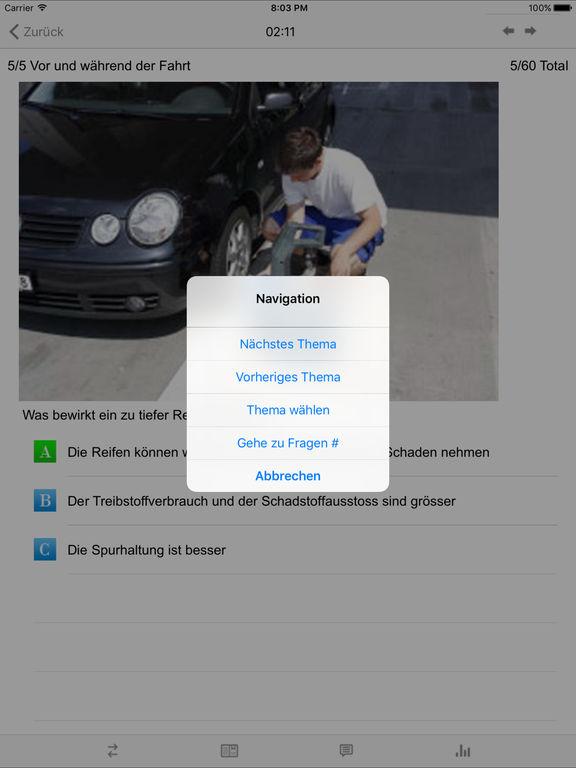 Theoriepr fung auto online fahrschule on the for Permis de conduire verification interieur et exterieur