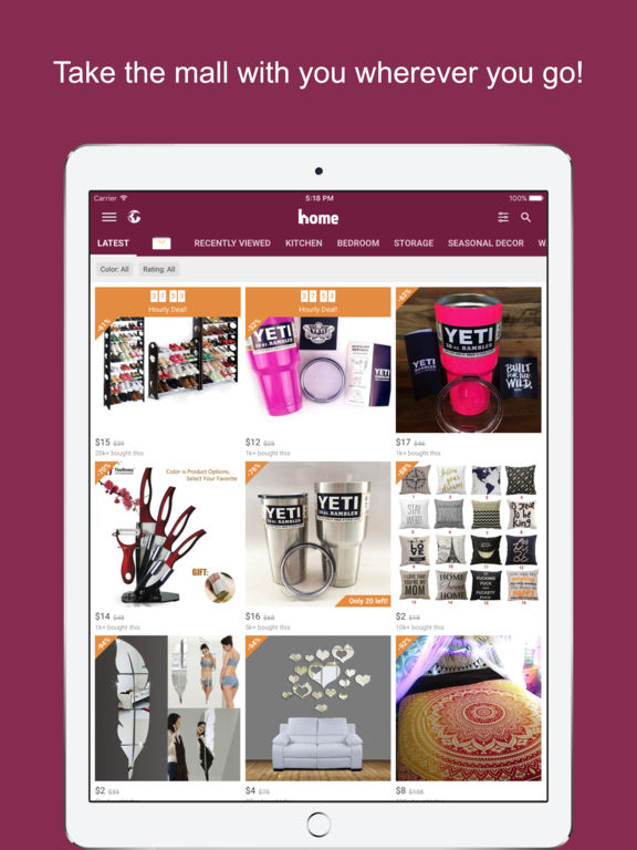 Home Design Decor Shopping On The App Store