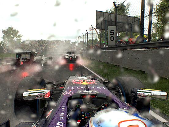 Screenshot 3 T1 Race Masters
